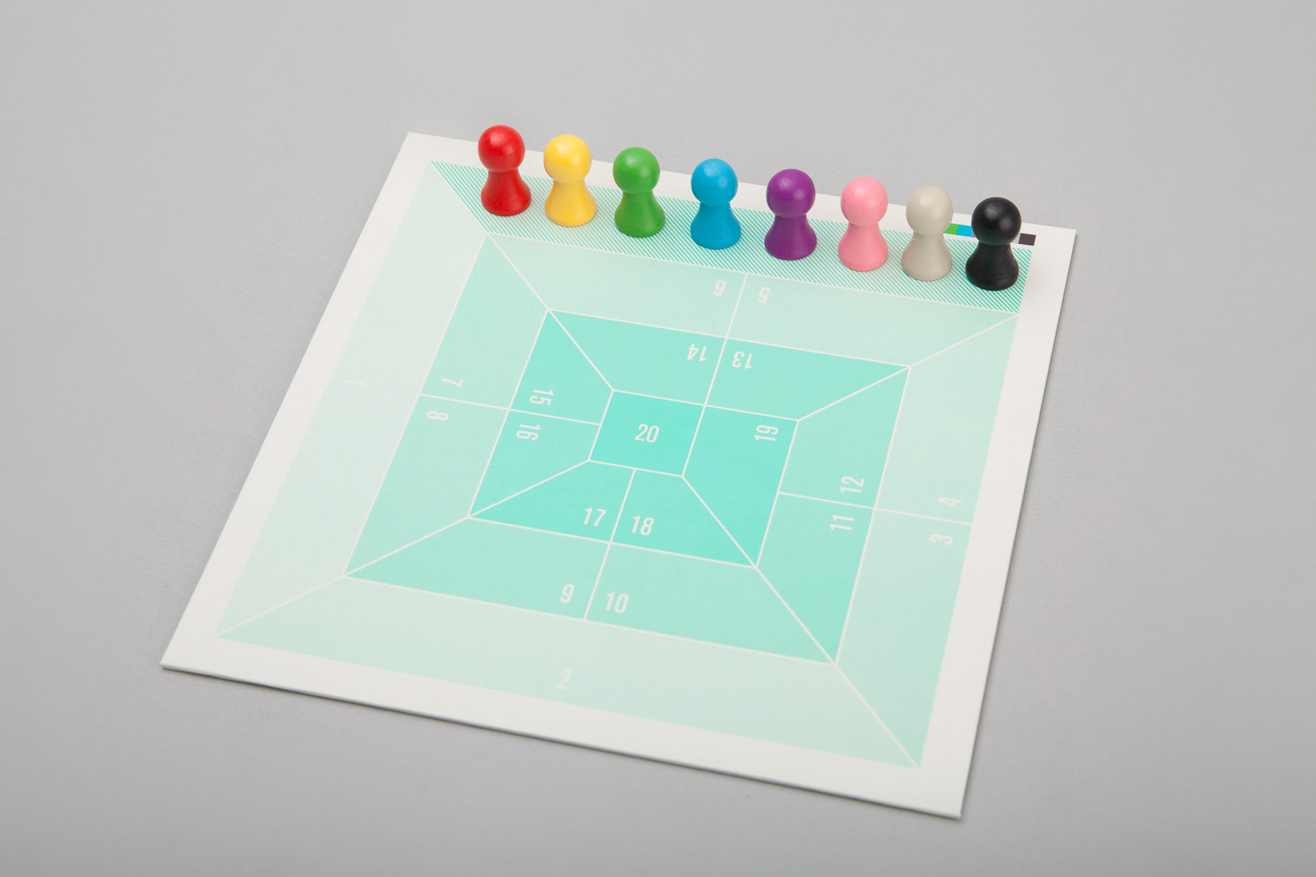 Board Game by Ninja Print