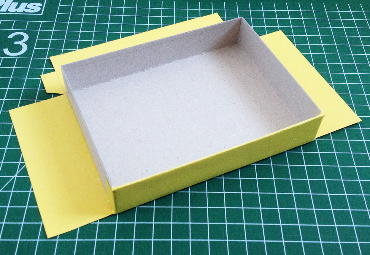 How to make a classic board game box – Analog Games