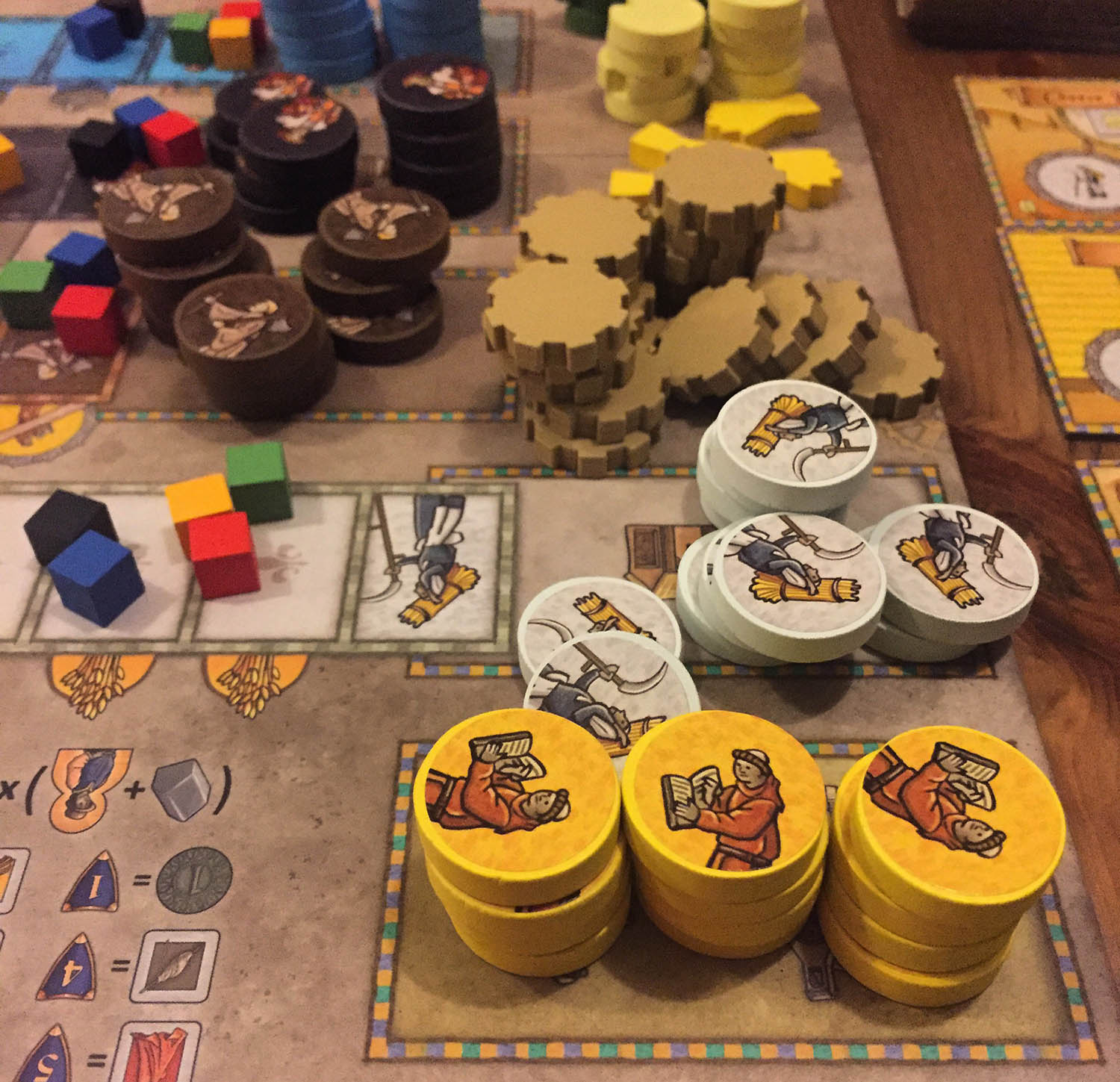 orleans analog games