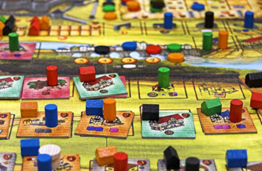 caylus analog games
