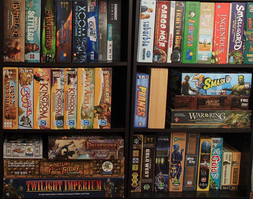 analog games