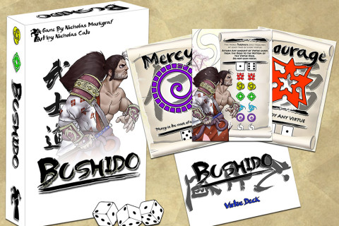 ' ' from the web at 'http://www.analoggames.com/wp-content/uploads/2016/02/bushido_card_game__tabletop_board_analog_games_01-480x320.jpg'