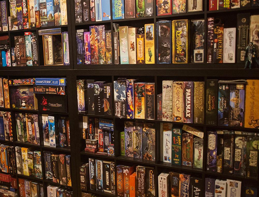 Cool Board Game Shelves Around The World 10 Analog Games Download Free Architecture Designs Scobabritishbridgeorg
