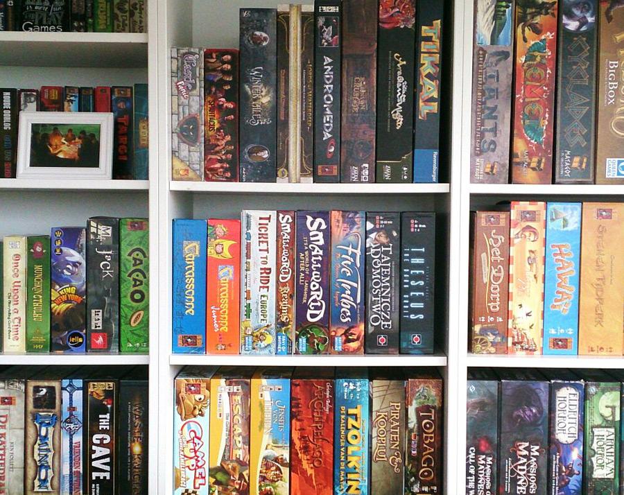 Marvelous Board Game Shelves Around The World 14 Analog Games Download Free Architecture Designs Scobabritishbridgeorg