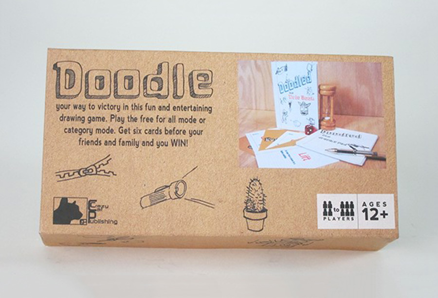 Fun and creative drawing based card game – Analog Games
