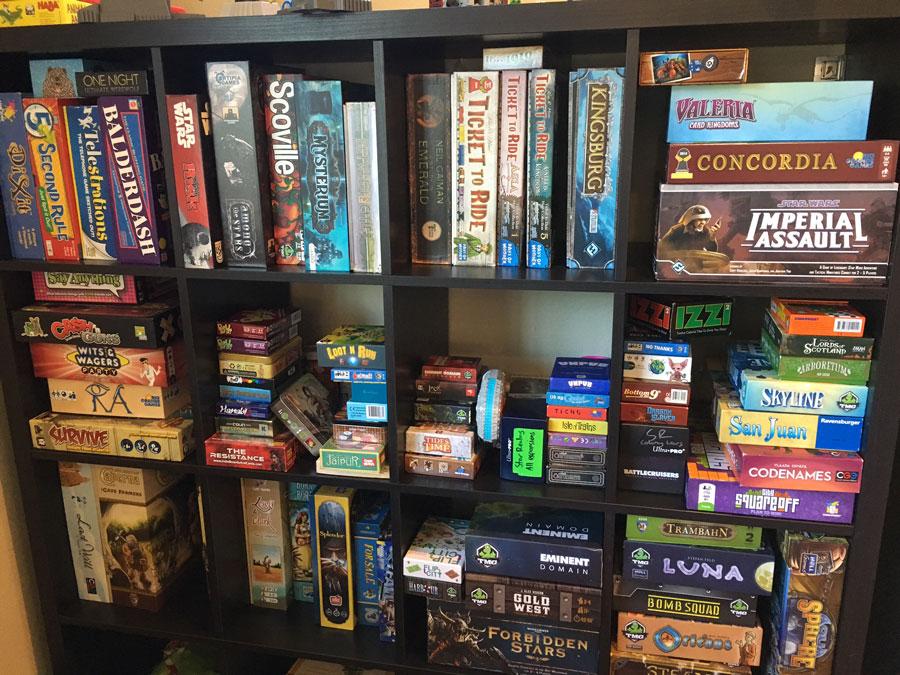 Cool Board Game Shelves Around The World 19 Analog Games Download Free Architecture Designs Scobabritishbridgeorg