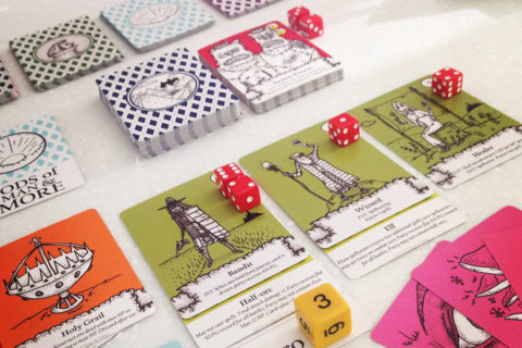 ' ' from the web at 'http://www.analoggames.com/wp-content/uploads/2016/09/Heros_Journey_Home_fantasy_adventure_rpg_card_board_game_tabletop_boardgames_analoggames_01-480x320.jpg'