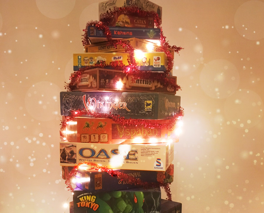 top best board games for christmas trees ideas with gifts 2017 analog games - Christmas Decoration Games