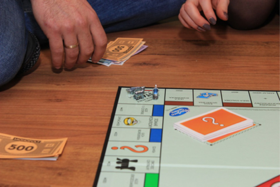 The Future Of Tabletop Games Analog Games - Digital board game table